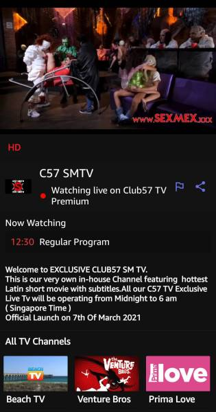 ID57 TV – Free For Prime Members