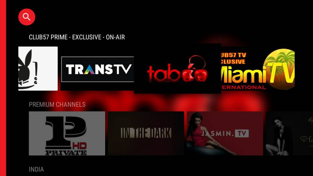 ID57 TV For Android TV , Movie Box, TV Stick And Firestick APP